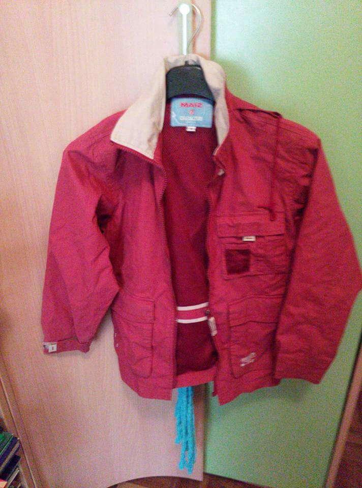 Imagen abrigo talla 8/8€