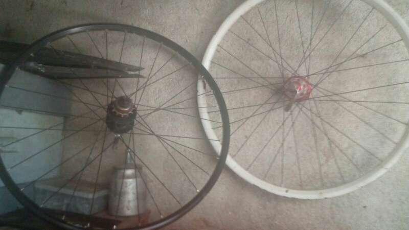 Imagen Llantas de bicicletas