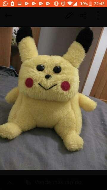 Imagen Peluche Pikachu