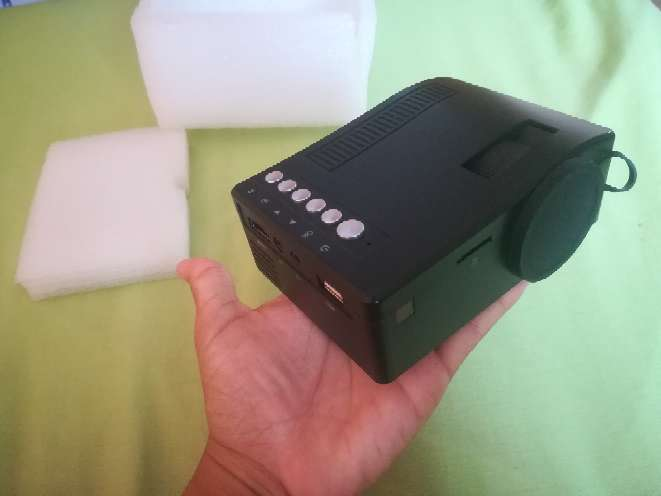 Imagen producto Proyector 1080 LED HD 4