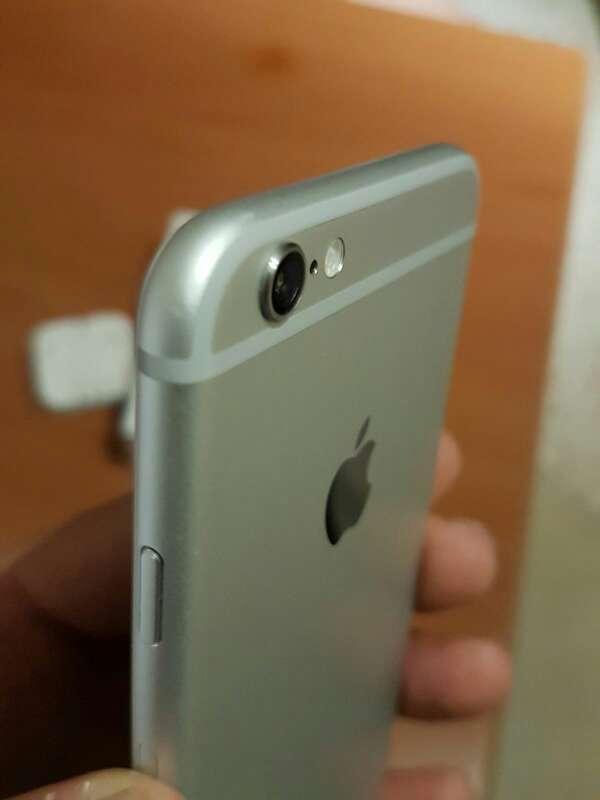 Imagen producto Iphone 6S Gris espacial 4