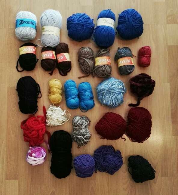 Imagen Bobinas de lana