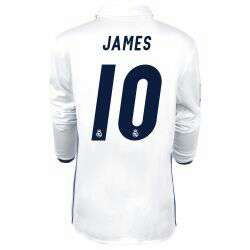 Imagen producto Camiseta Real Madrid 2