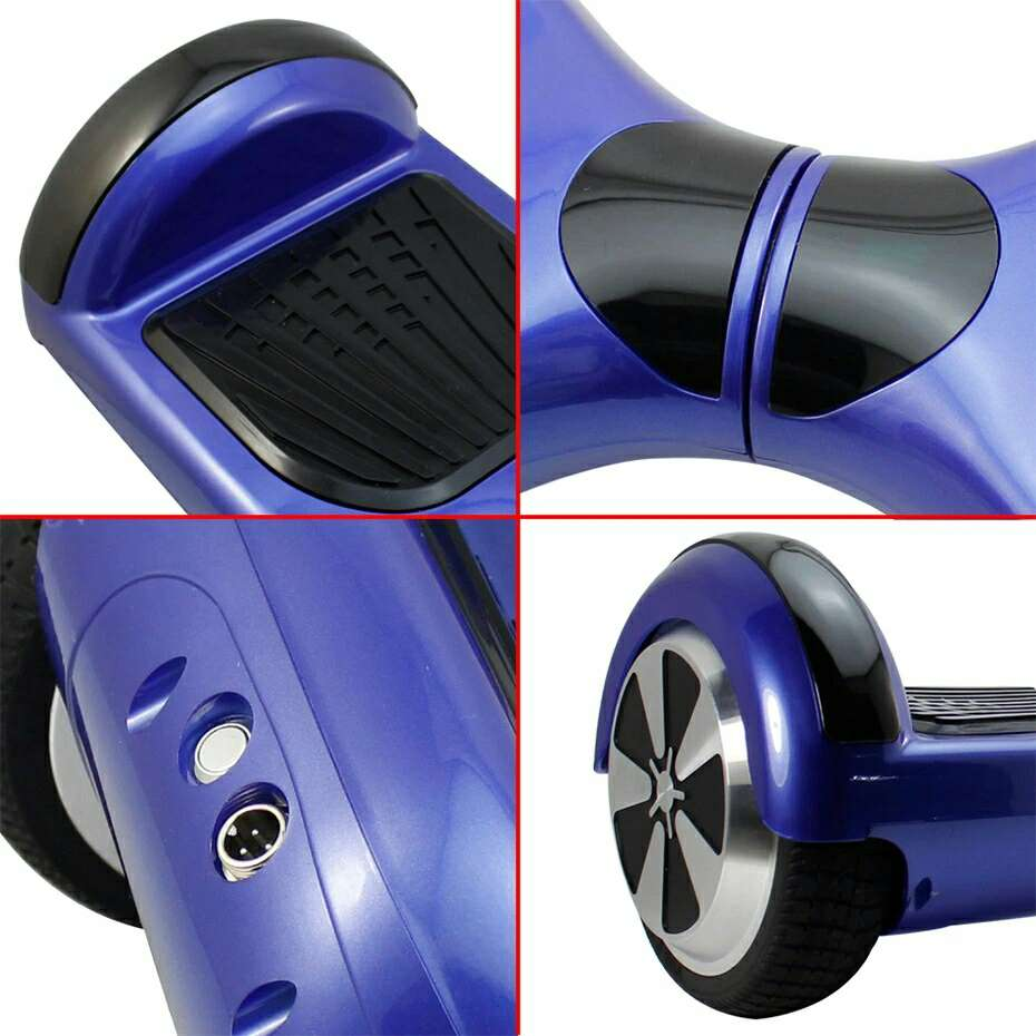 Imagen producto Patinete Hoverboard con bolsa nuevo en oferta 2