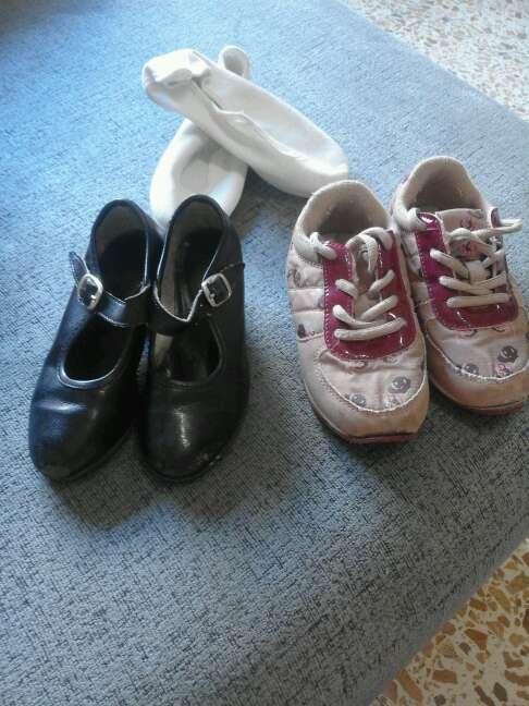 Imagen producto Zapatos niña talla 25/26 3