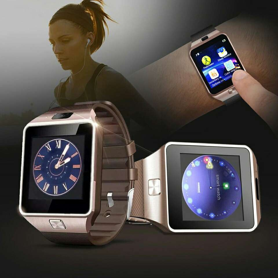 Imagen smartwatch nueva con cámara ranura SIM y SD