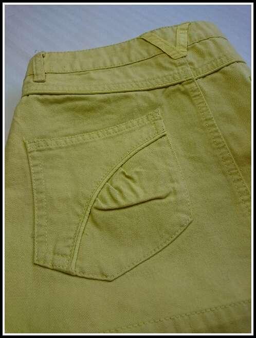 Imagen producto SPRINGFIELD Minifalda amarillo pastel  2