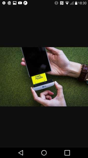 Imagen movil LG G5