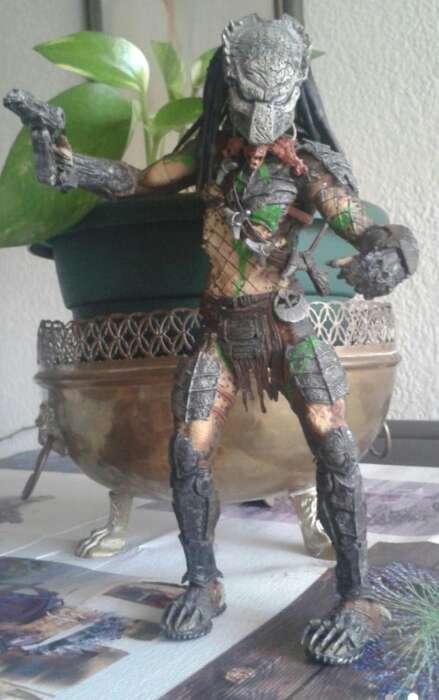 Imagen figura predator