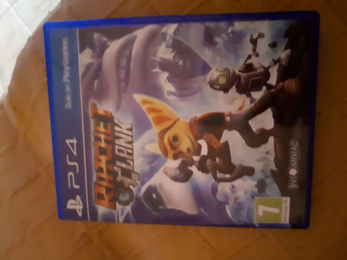 Imagen ratchet and clank