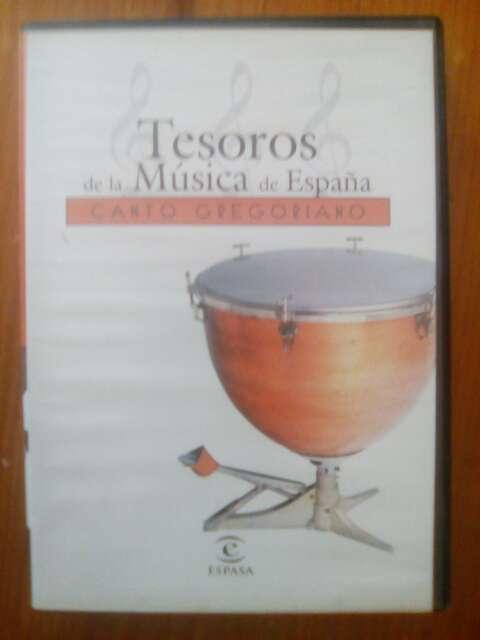 Imagen producto Tesoros de la música de España 1