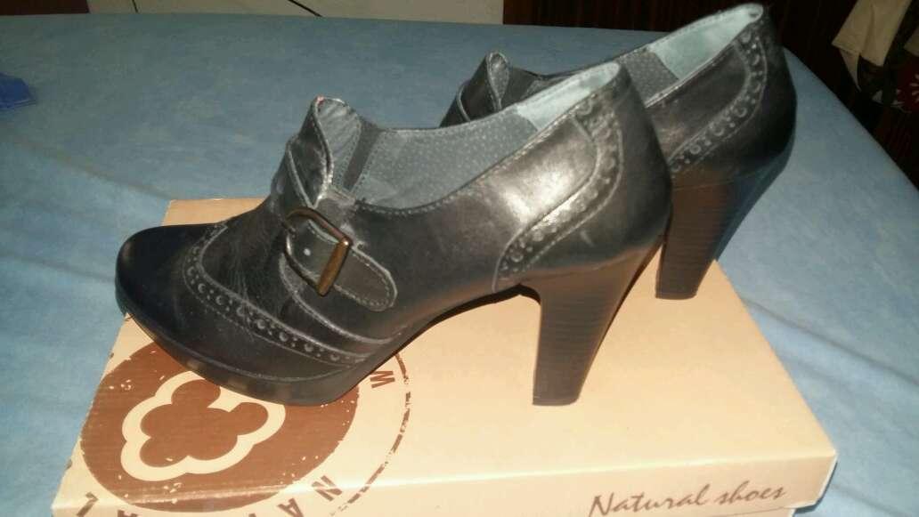 Imagen producto Zapatos piel 2