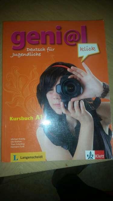 Imagen libro alemán 2 eso