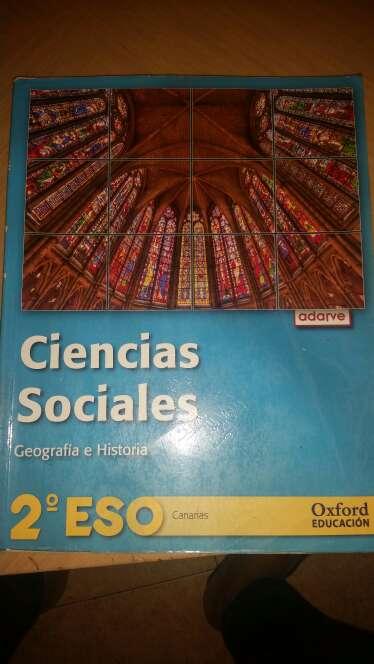 Imagen ciencias sociales 2 eso