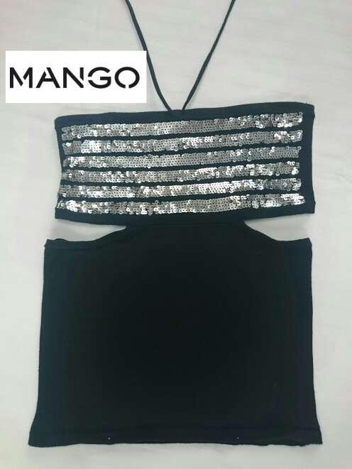 Imagen producto Crop Top noche Mango  2