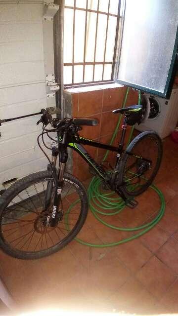 Imagen bicicleta merida