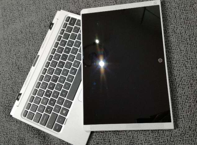 Imagen producto Convertible hp (portátil/tablet) 3