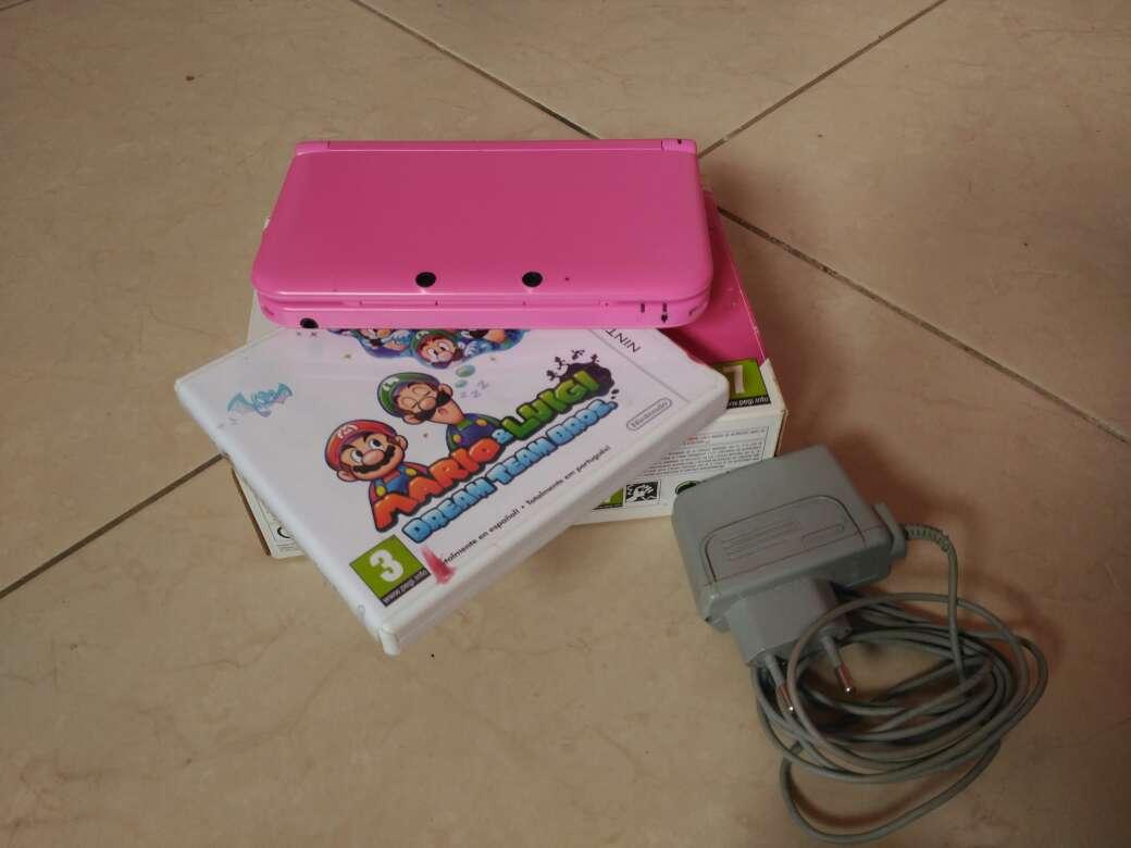 Imagen Consola Nintendo 3DS XL