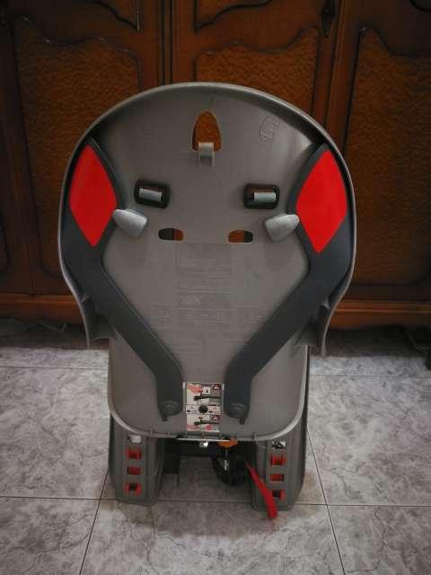 Imagen producto Sillita de bicicleta para bebé  3