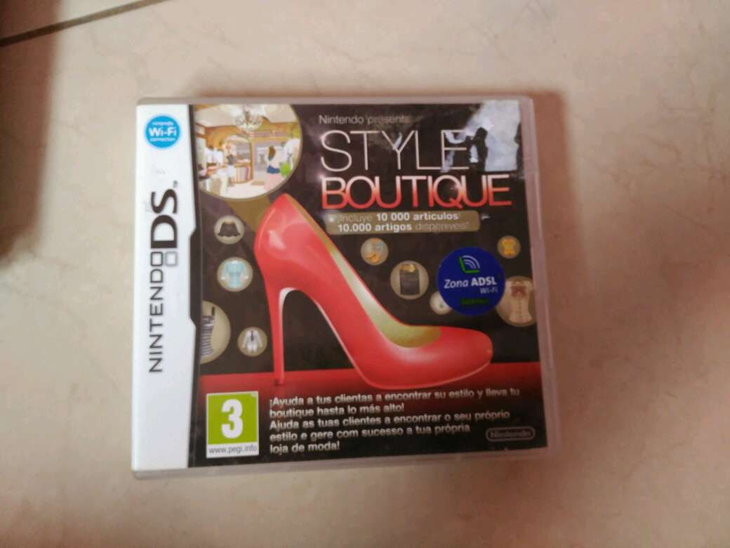 Imagen Juego Nintendo DS