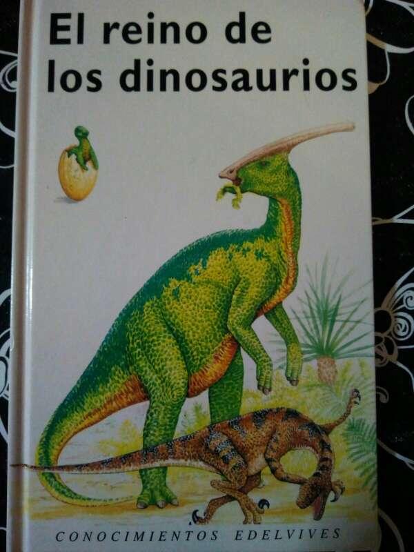 Imagen el reino de los dinosaurios