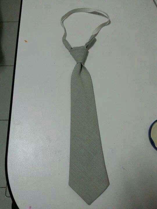 Imagen corbata niño