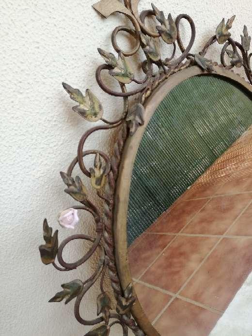 Imagen producto Espejo antiguo 4