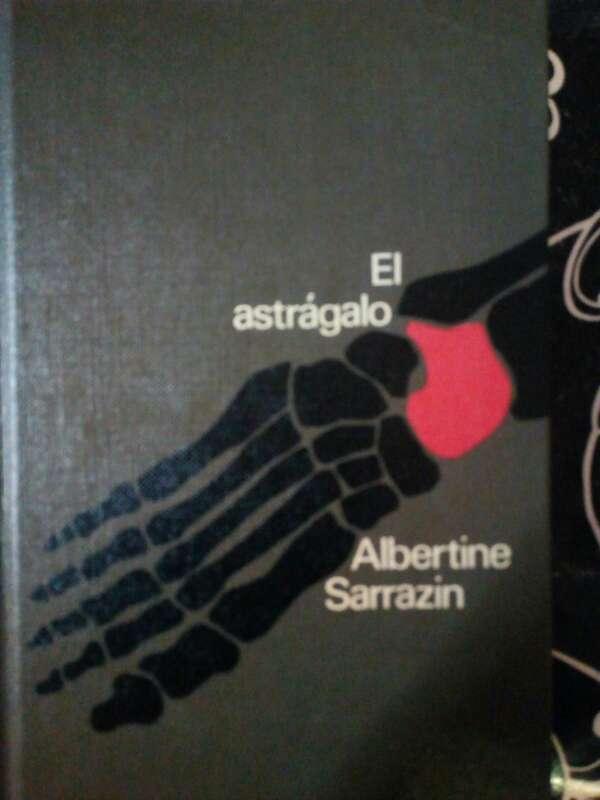Imagen El astrágalo