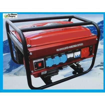 Imagen Generador monofasico y trifasico 8500W