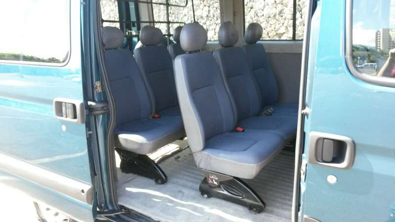 Imagen producto Mudanzas y transporte de pasajeros 2