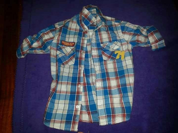 Imagen producto Camisas talla 5 1
