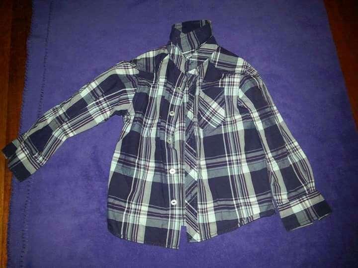 Imagen producto Camisa talla 3/4 1