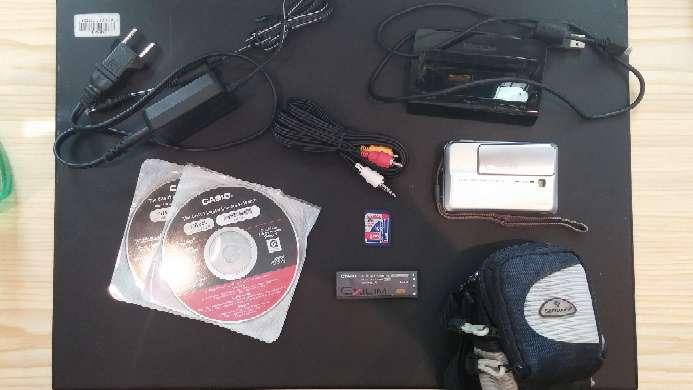 Imagen producto Casio Exilim EX-V7 3