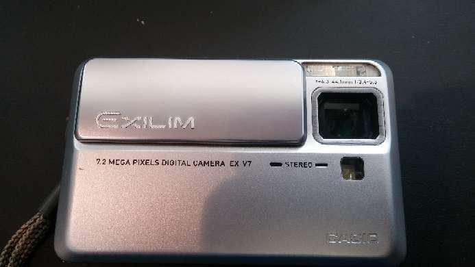 Imagen Casio Exilim EX-V7
