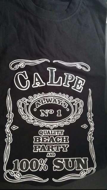 Imagen Camiseta Calpe