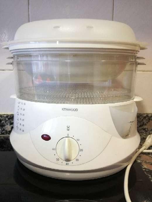 Imagen cocina al vapor