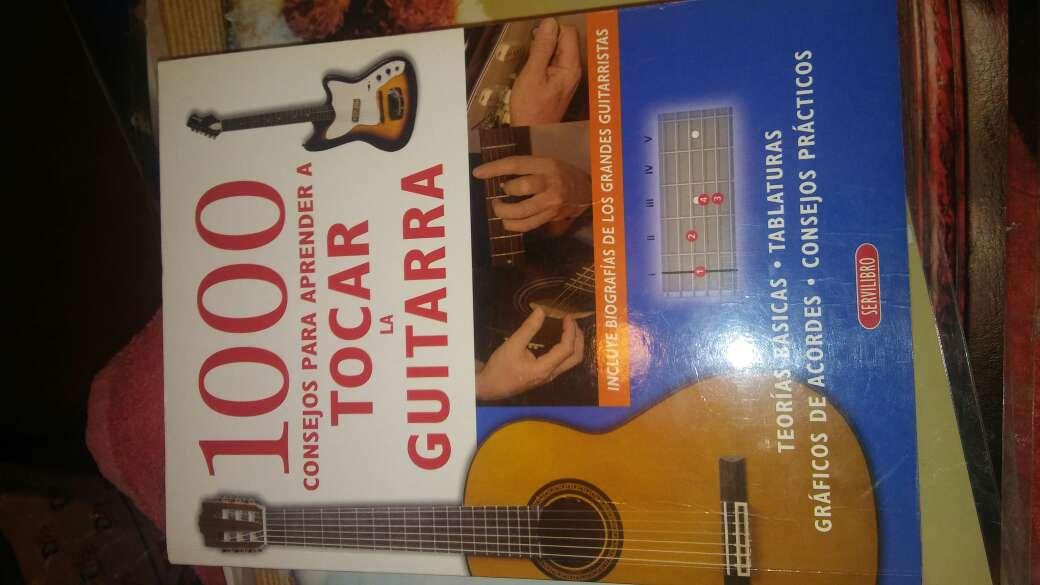 Imagen Aprender a tocar la guitarra