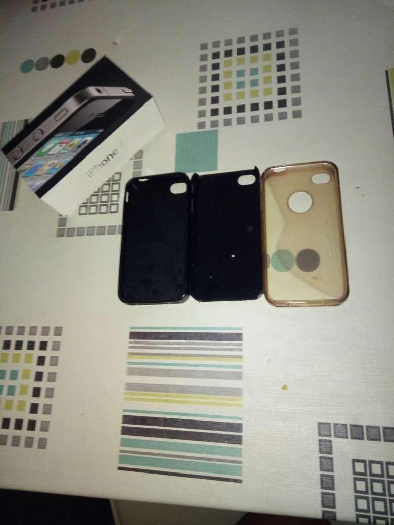 Imagen producto Vendo IPhone 4 4