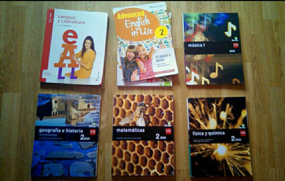Imagen Libros 2° E.S.O