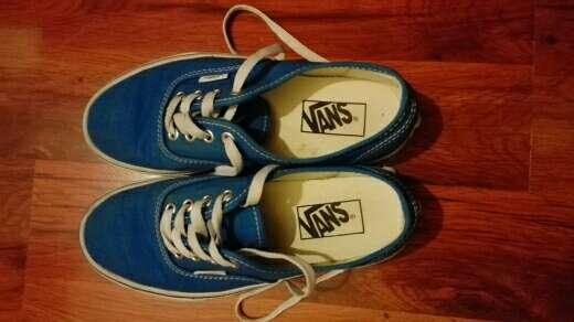 Imagen zapatillas vans