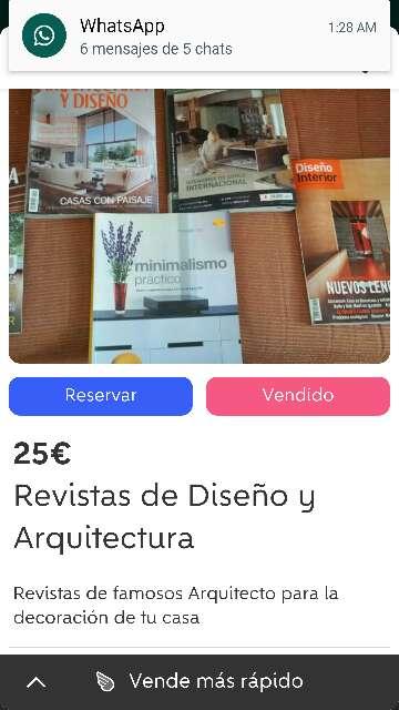 Imagen Revistas de diseño Y arquitectura