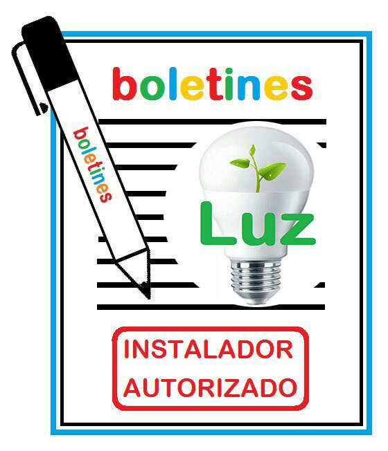 Imagen producto Boletines electricos andalucia 1