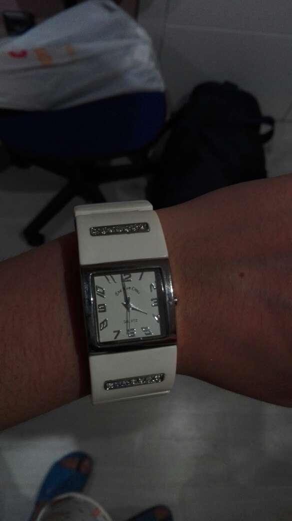 Imagen producto Reloj pulsera blanco  2