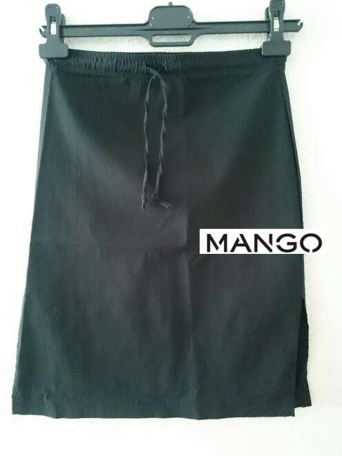 Imagen producto MANGO Falda midi vintage  3