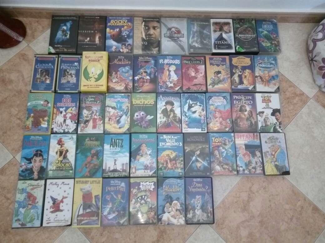 Imagen Cintas VHS