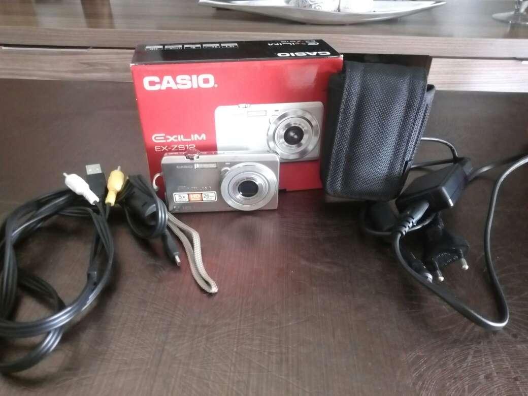 Imagen Cámara digital Casio