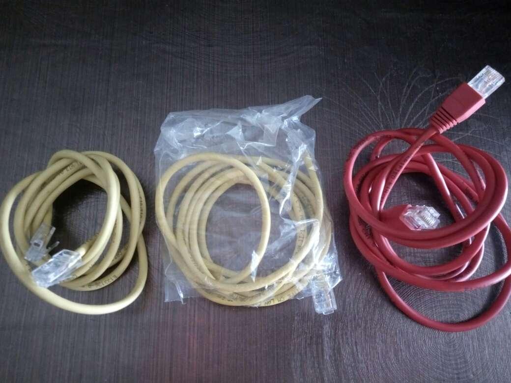 Imagen Cables internet
