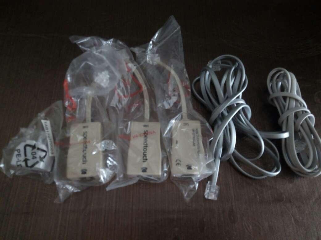 Imagen Cables internet router