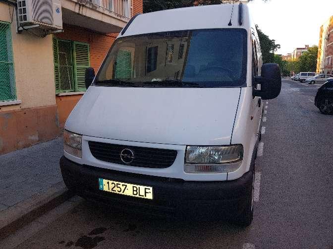 Imagen Opel movano