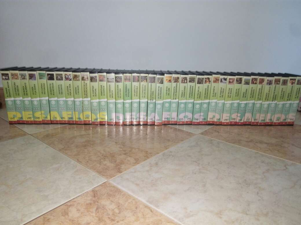Imagen VHS